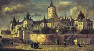 slottet_tre_kronor_1661-oljemalning-av-govert-camphuysen